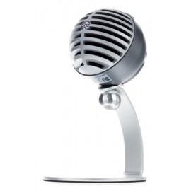 USB микрофон Motiv MV5 LTG - светло сив
